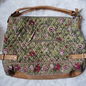 MaggiB Quilted Purse